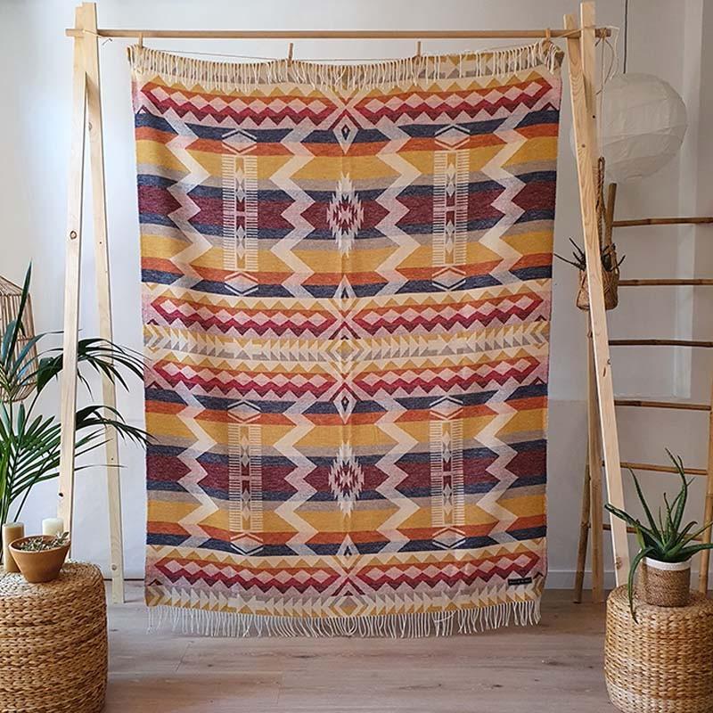 Inca Blanket