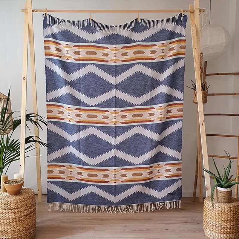 Mapuche Blanket