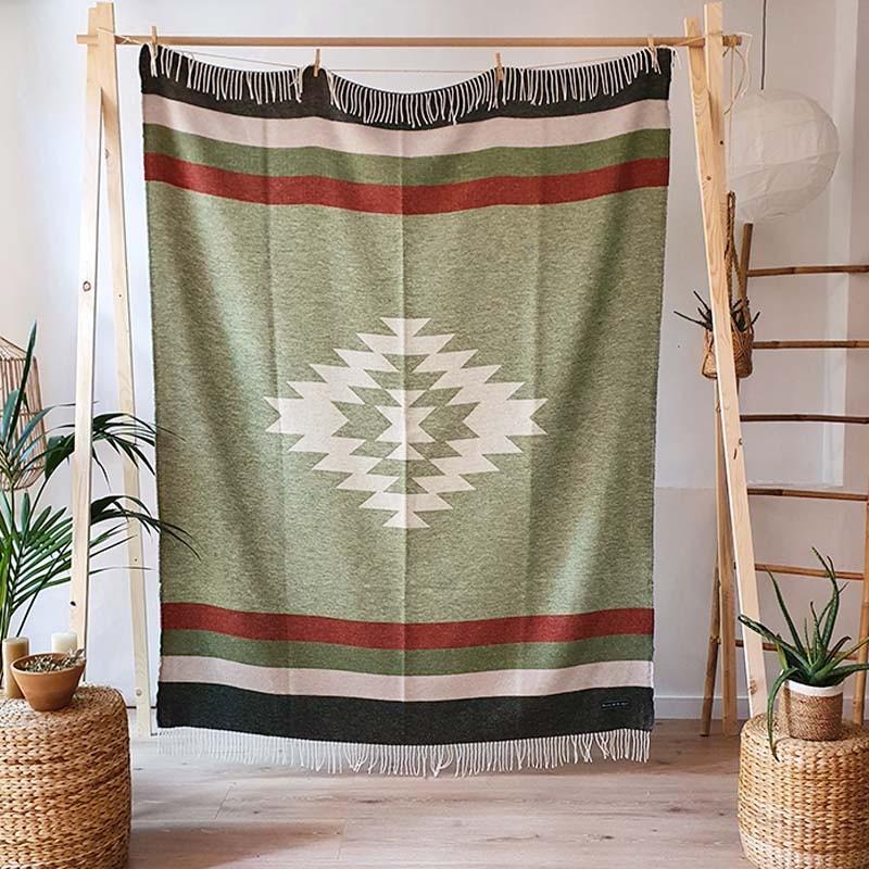 Azteca Soft Blanket